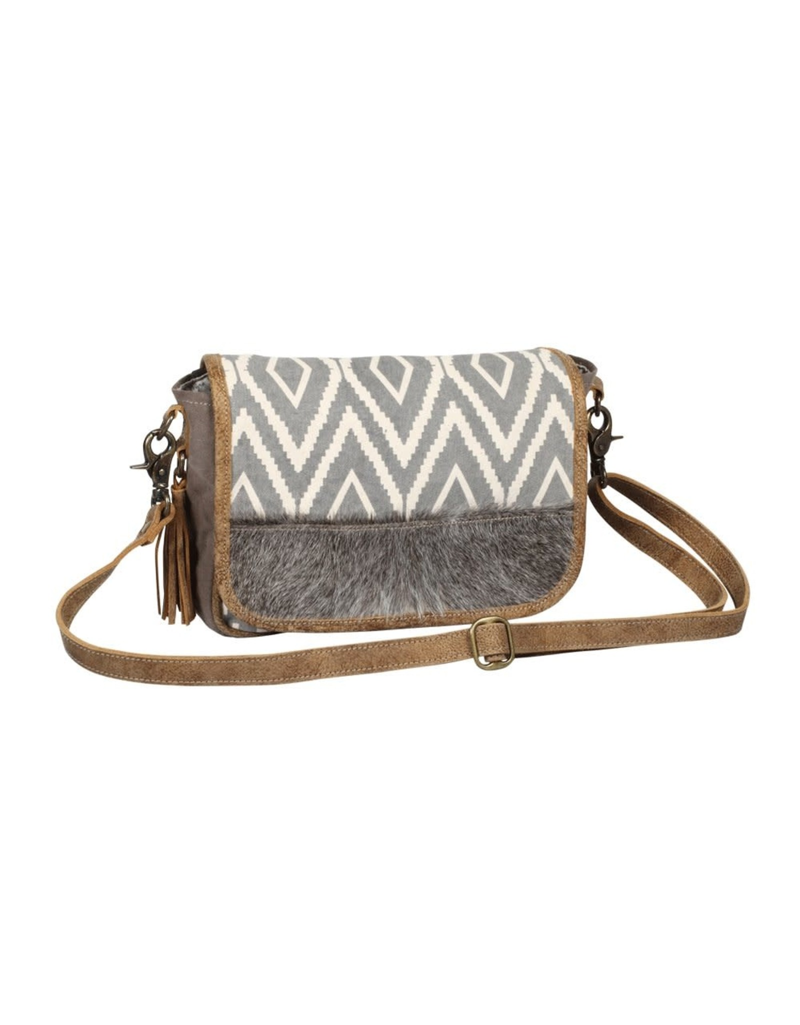 Myra Bags S-1348 Utilitarian Small & Crossbody Bag