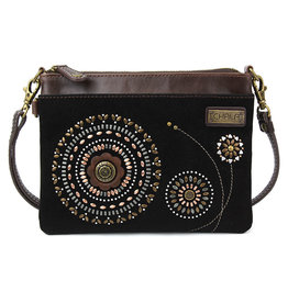 Chala Dazzled Mini Crossbody Black Starburst