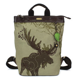 Chala Safari Backpack Moose