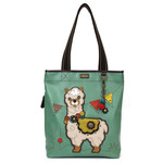 Chala Everyday Zip Tote II Llama
