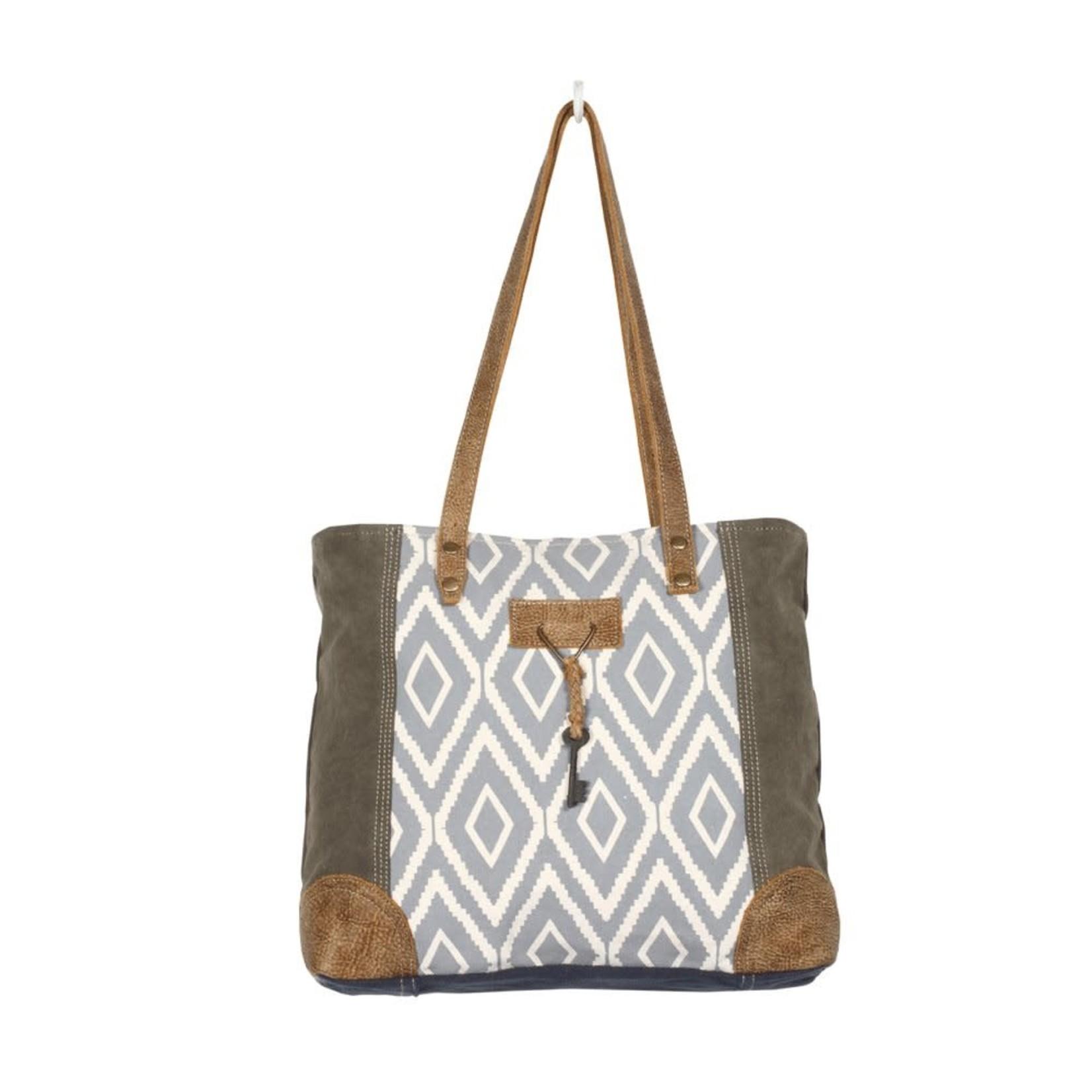 Myra Bags S-1384 Curio Key Tote Bag