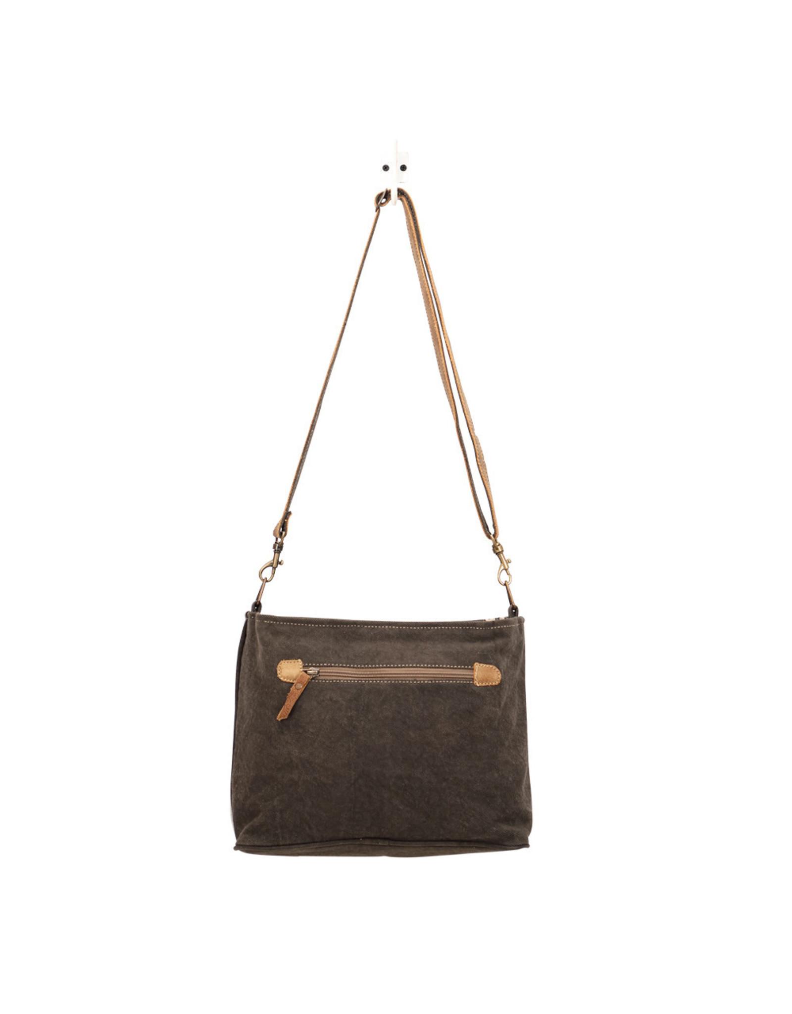 Myra Bags S-1431 Cerulean Shoulder Bag