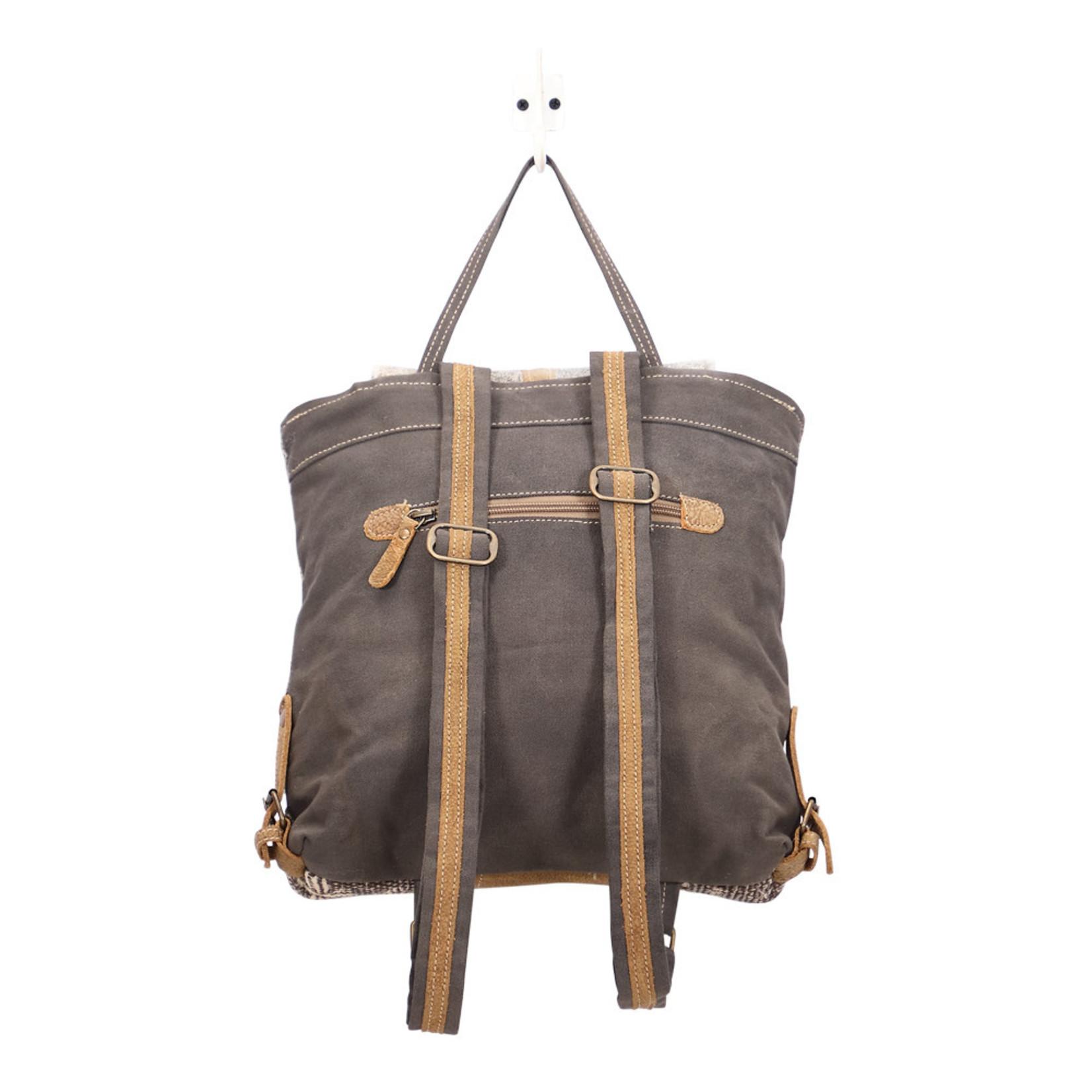 Myra Bags S-1441 Stygian Backpack Bag