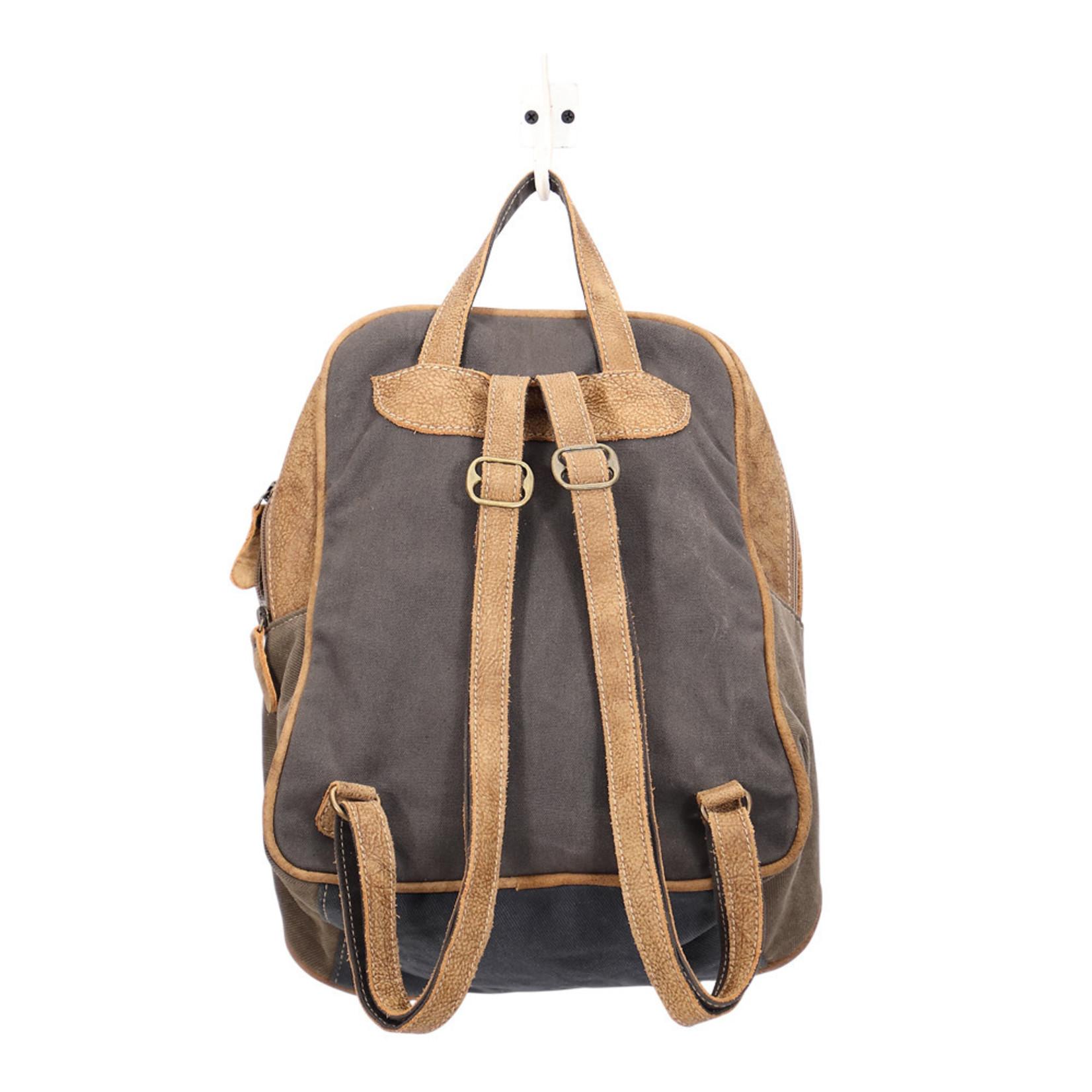 Myra Bags S-1446 Clique Backpack Bag