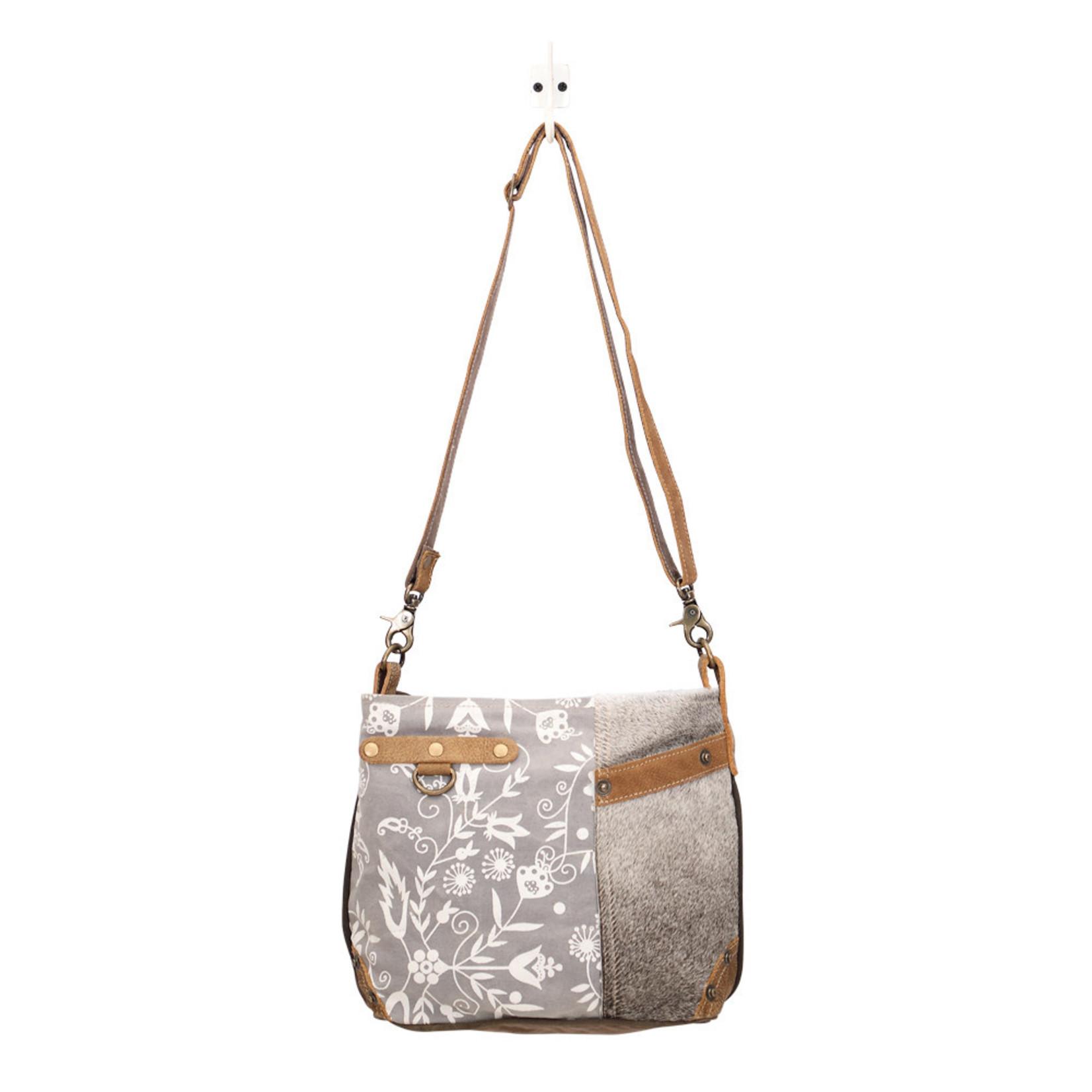 Myra Bags S-1448 Dove Shoulder Bag