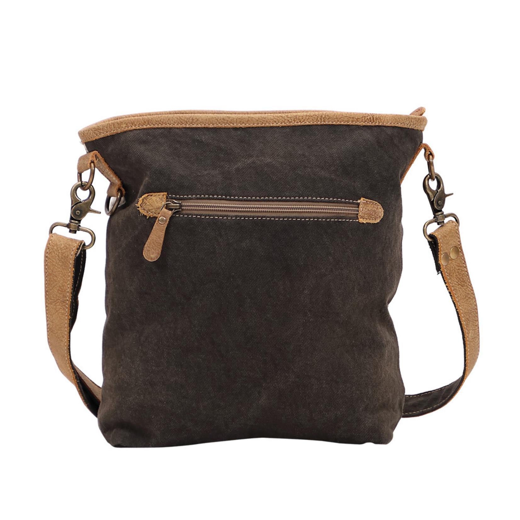 Myra Bags S-1445 Pivot Print Shoulder Bag