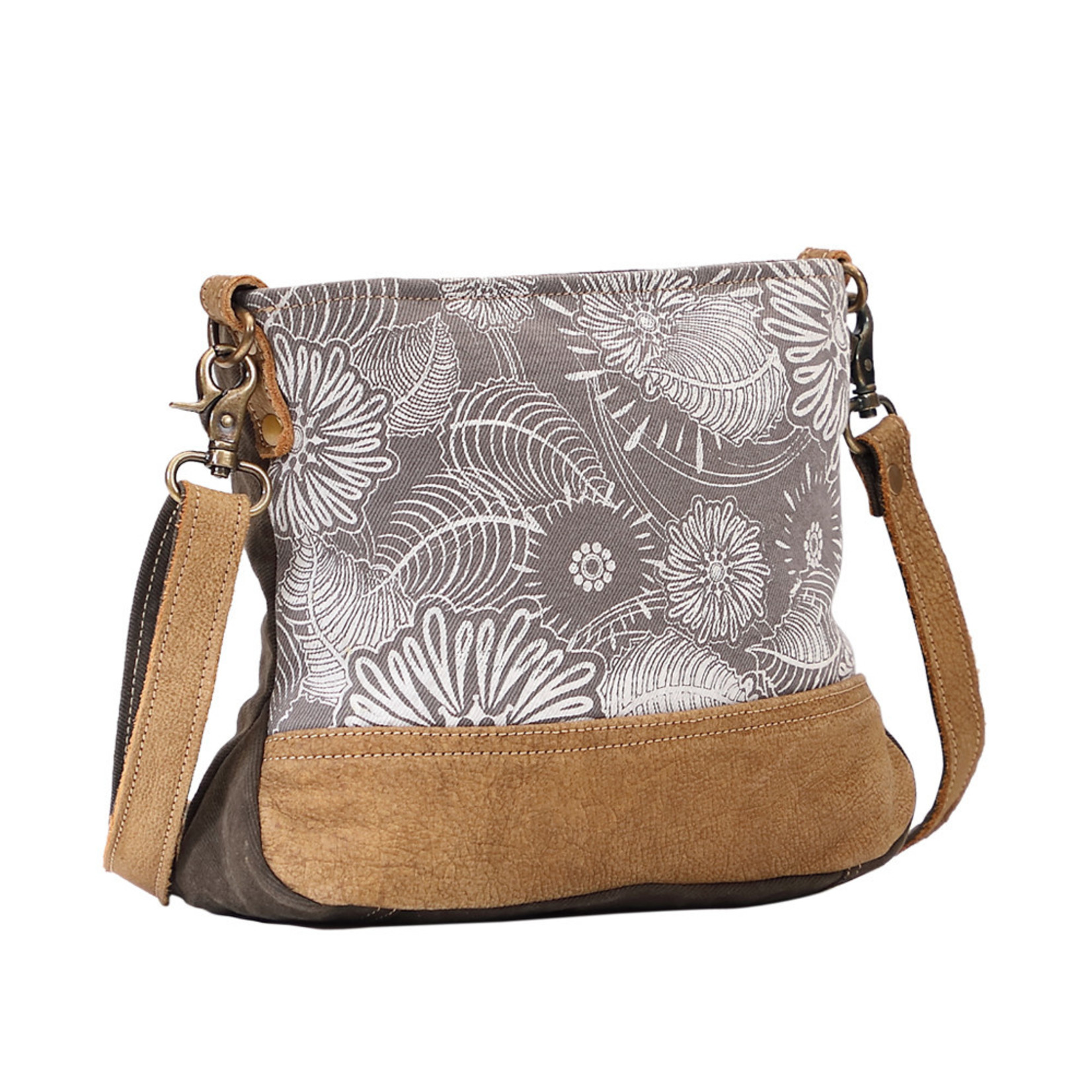 Myra Bags S-1469 Saplings Shoulder Bag