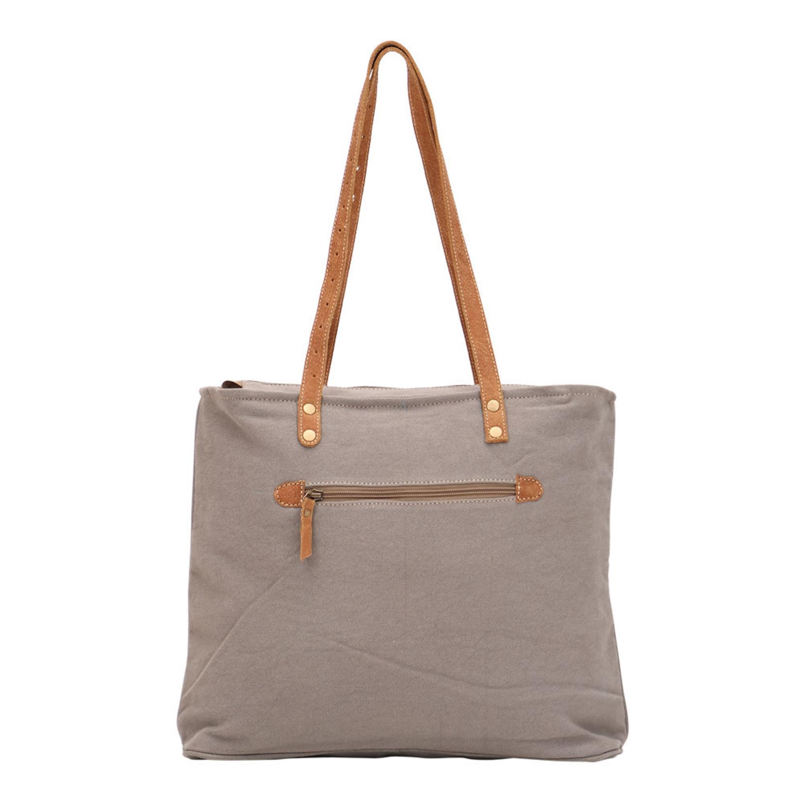 Myra Bags S-1470 Sapphire Tote Bag