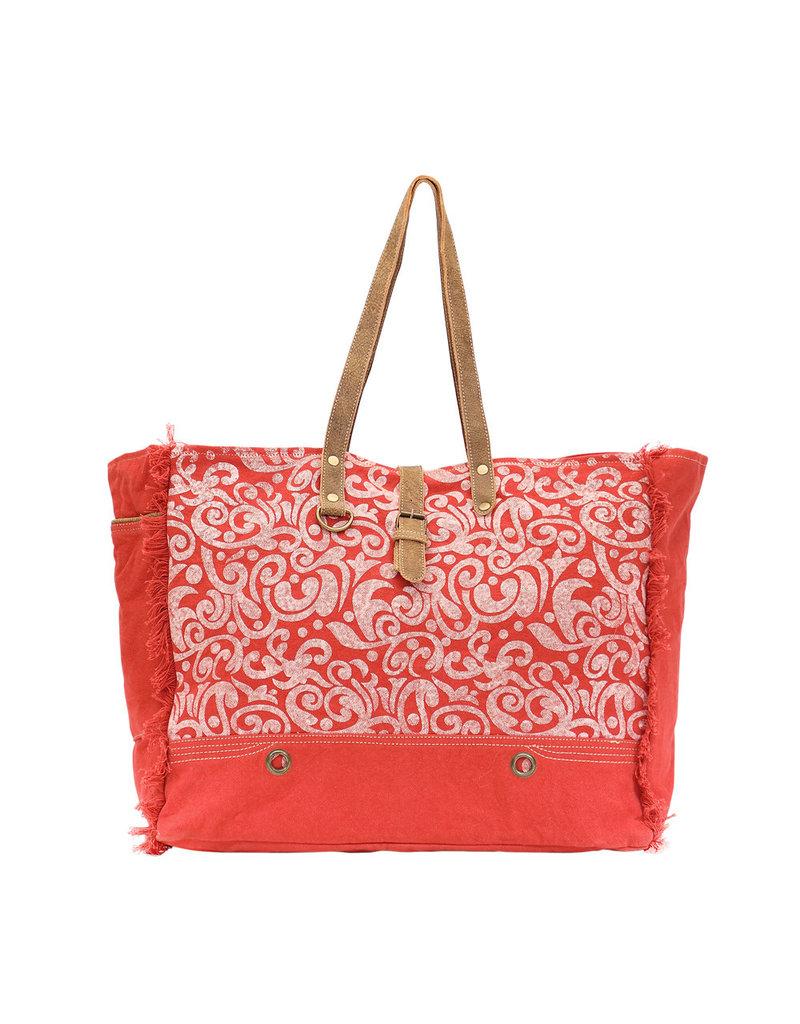 Myra Bags S-1472 Summarize Weekender Bag