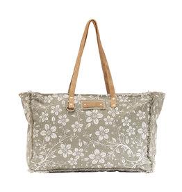 Myra Bags S-1473 Chalky Weekender Bag