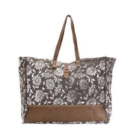 Myra Bags S-1479 Anemone Weekender Bag