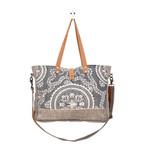 Myra Bags S-1518 Abridge Weekender Bag