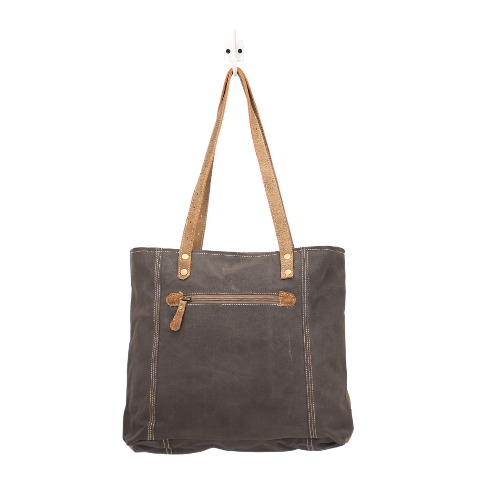 Myra Bags S-1522 Unique Key Tote Bag