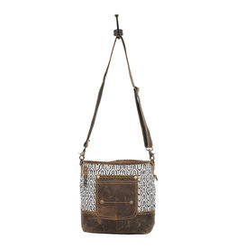 Myra Bags S-1543 Burnt Sienna Shoulder Bag