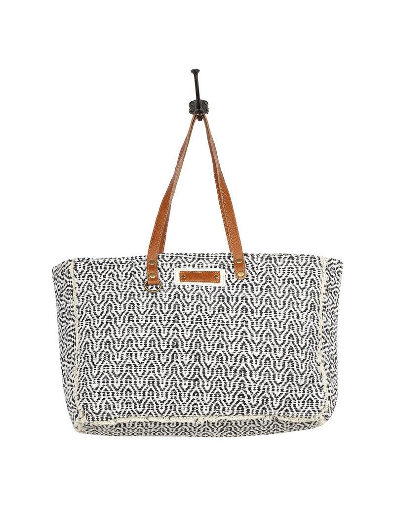 Myra Bags S-1554 Pasty Weekender Bag