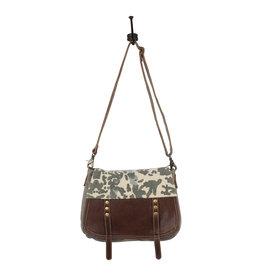 Myra Bags S-1582 Camouflage Messenger Bag