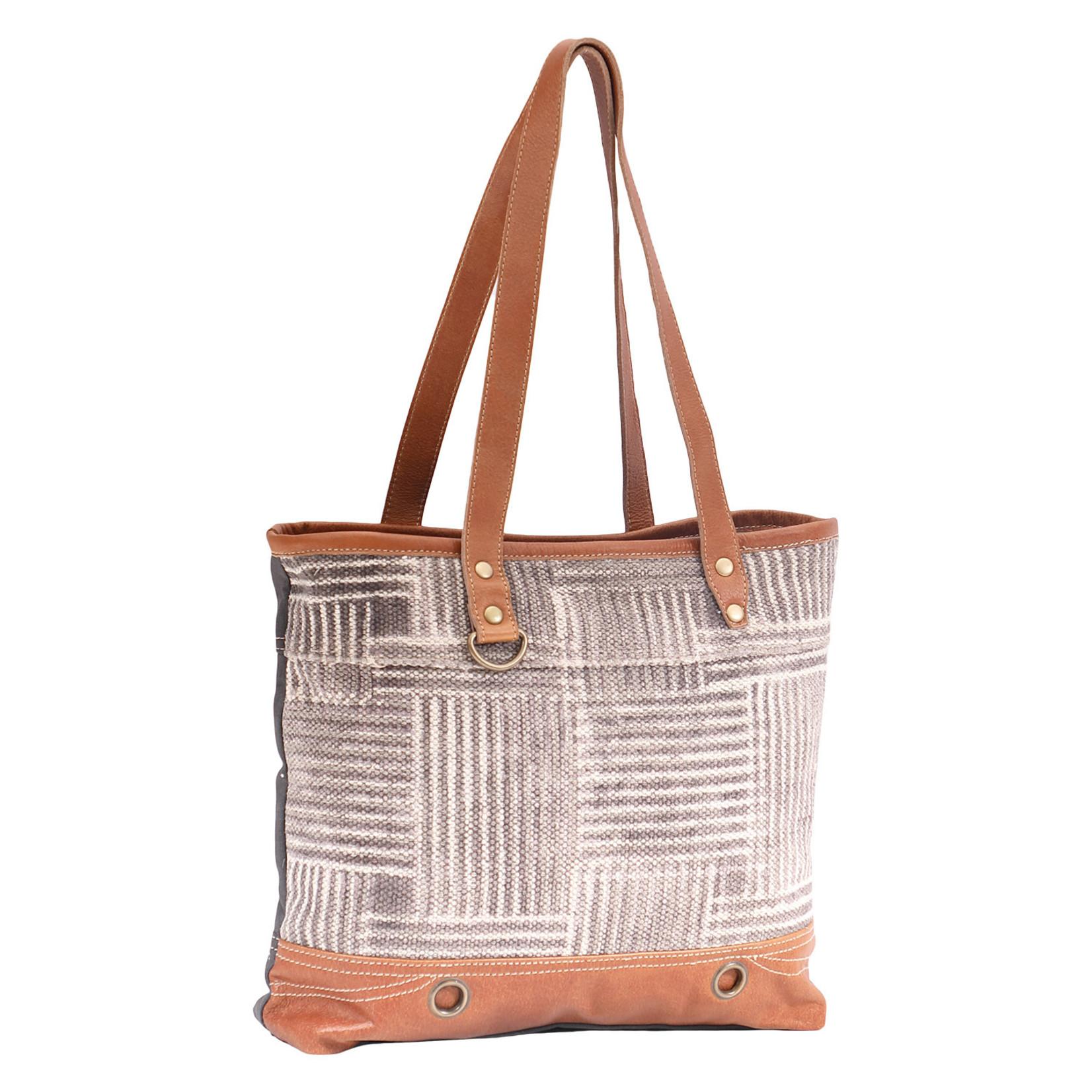 Myra Bags S-1593 The Irregular Tote Bag