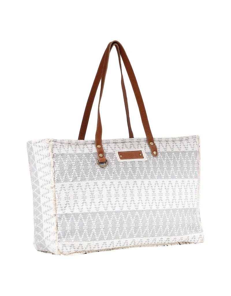 Myra Bags S-1597 Snowy Weekender Bag