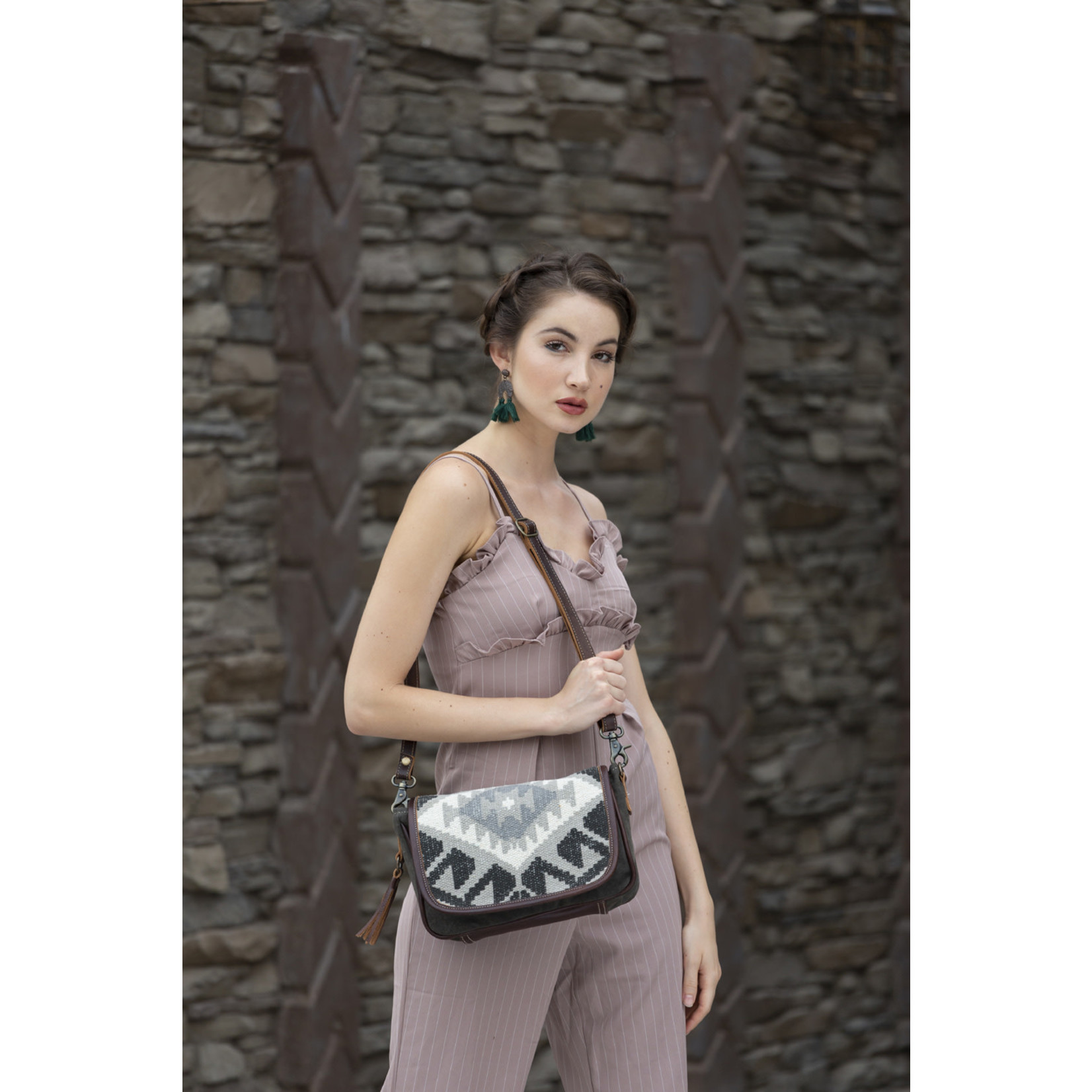 Myra Bags S-1903 Poise Small & Crossbody Bag