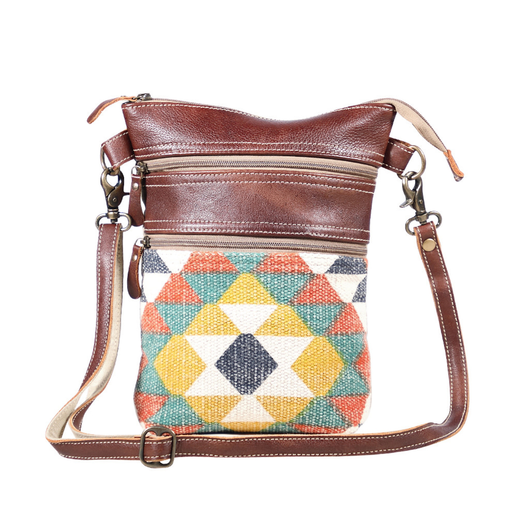 Myra Bags S-1910 Awesome Small & Crossbody Bag