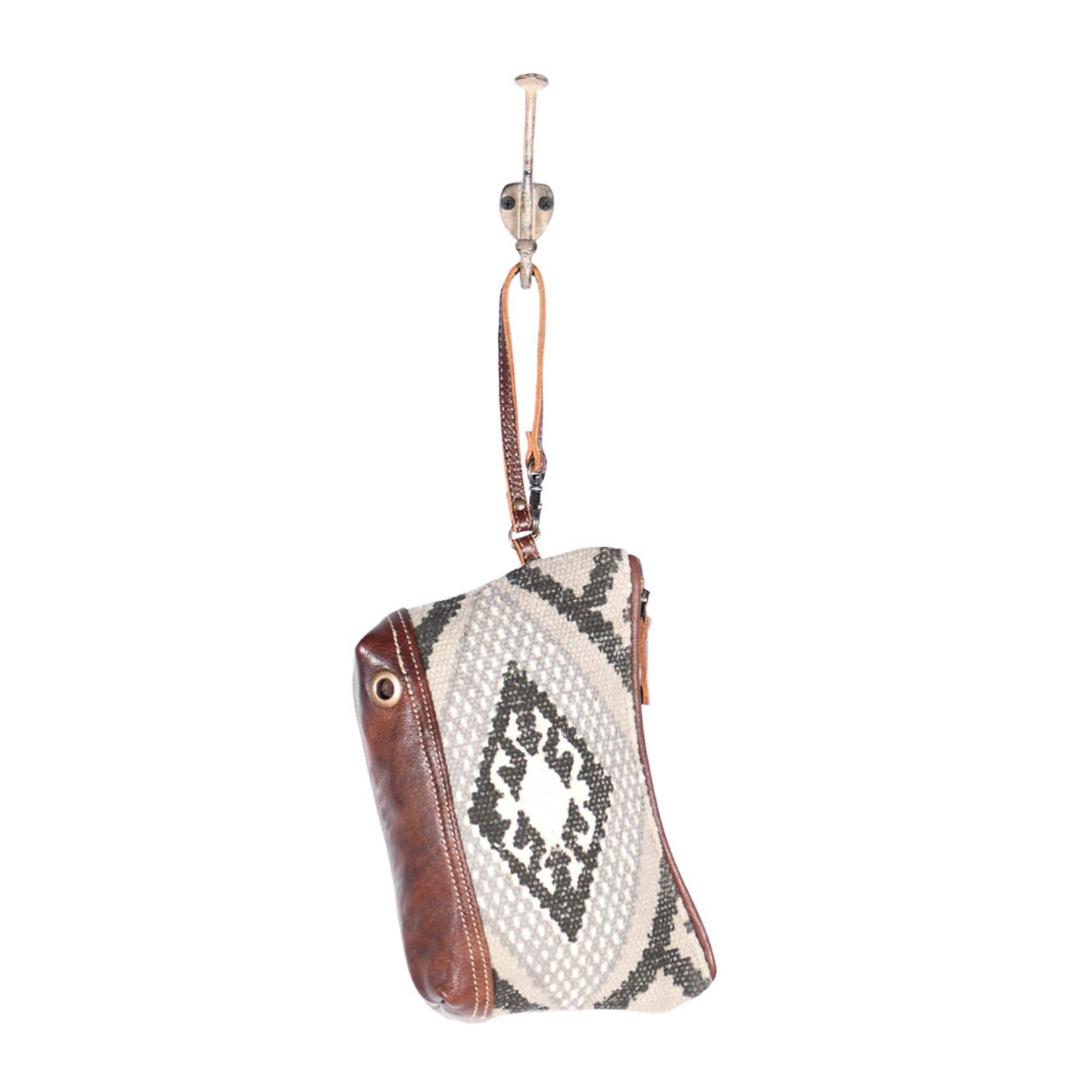 Myra Bags S-1911 Nature's Choice Pouch/Wristlet