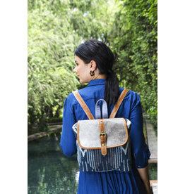 Myra Bags S-1925 Sapphire Backpack Bag