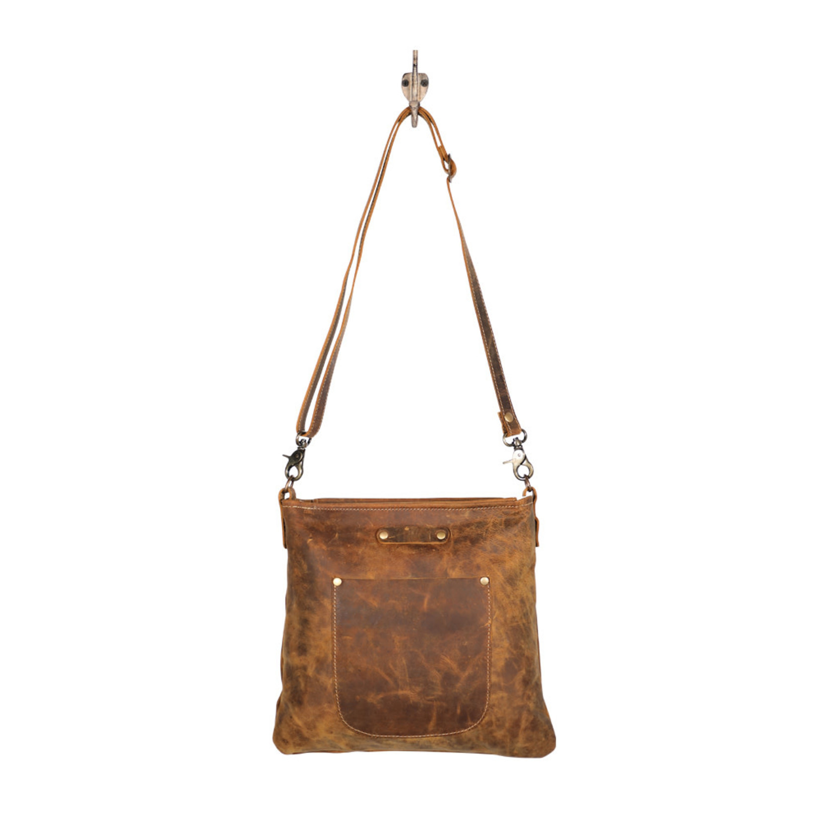 Myra Bags S-1930 Leather Beast Bag
