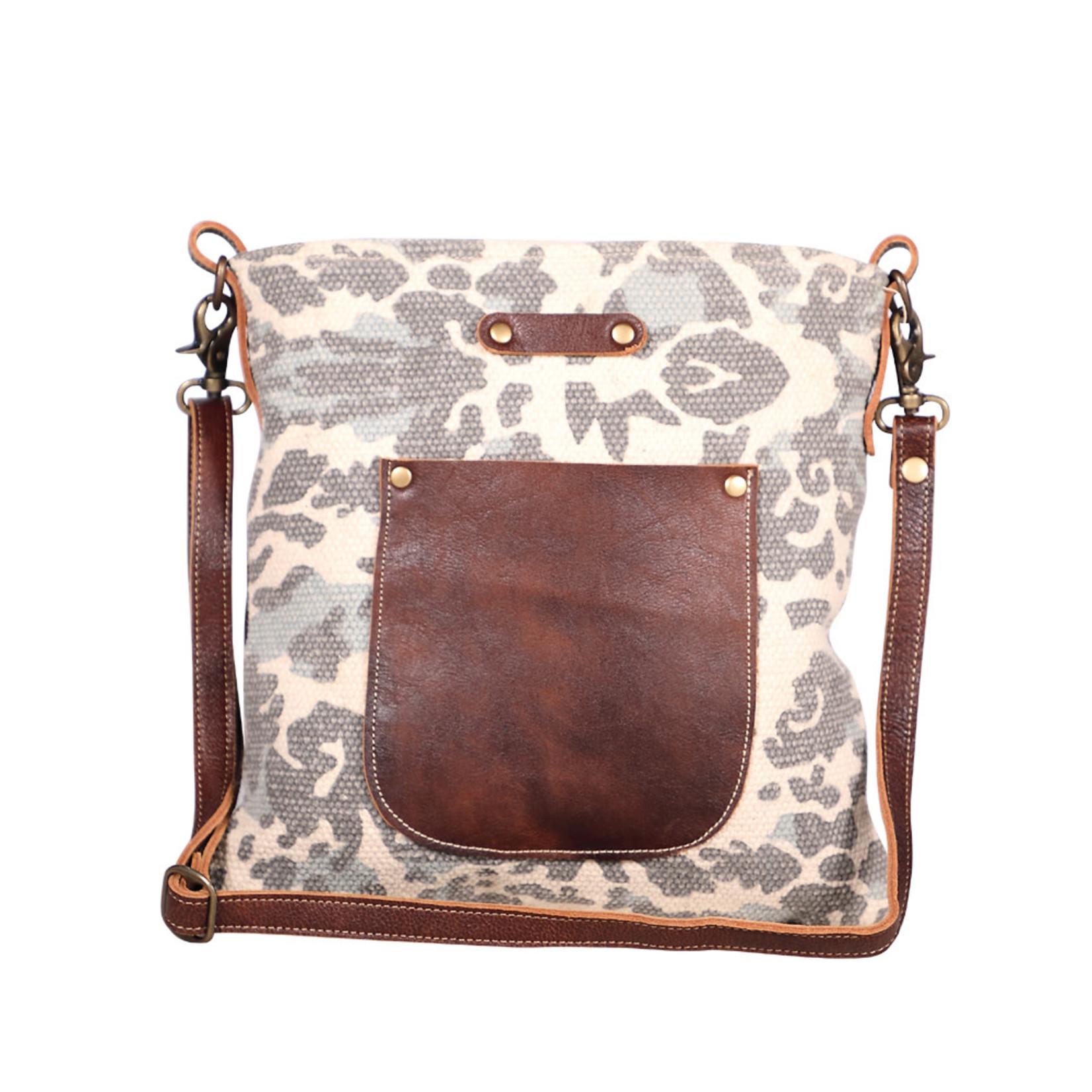 Myra Bags S-1937 Voyager Shoulder Bag