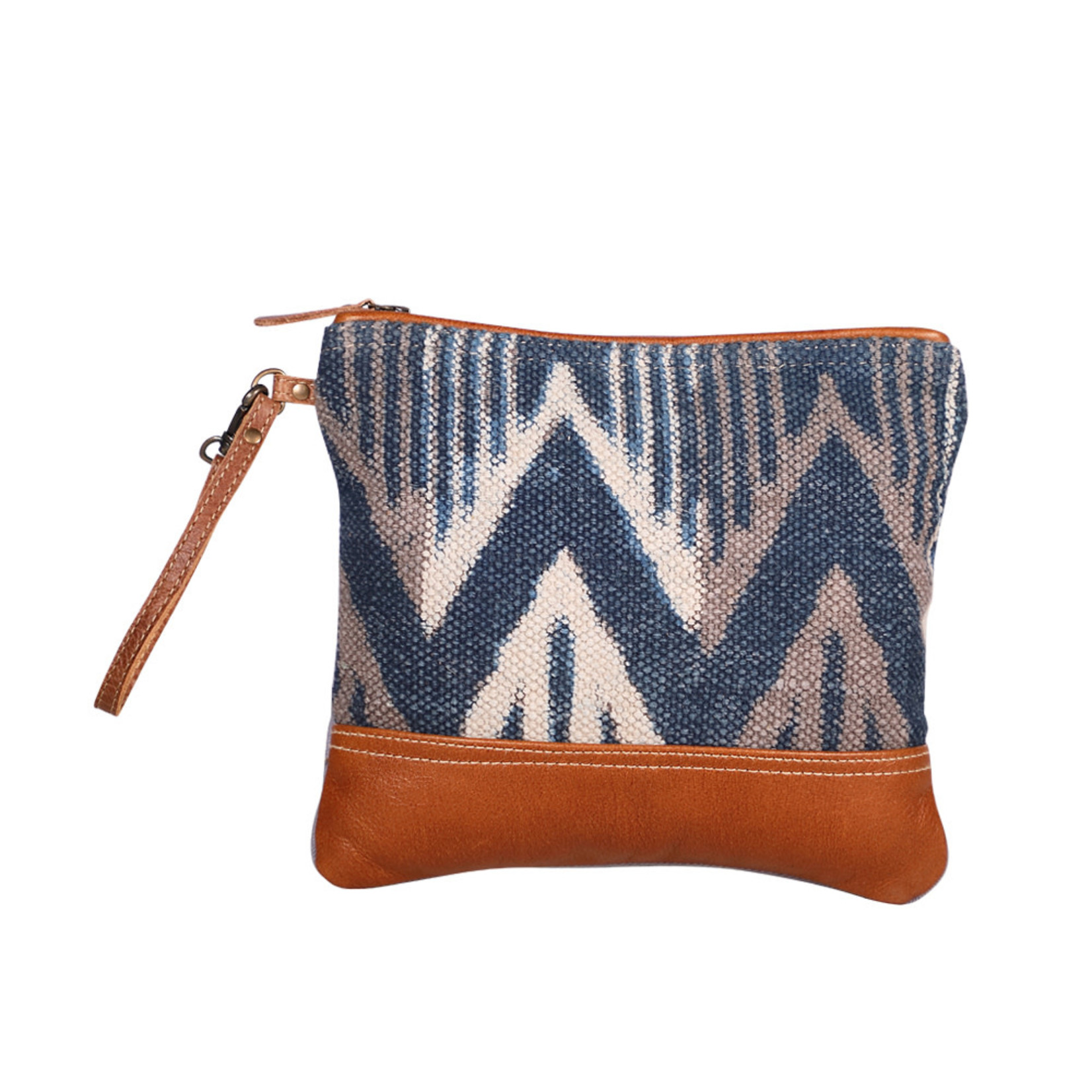 Myra Bags S-1941 Elegant Travel Pouch / Wristlet