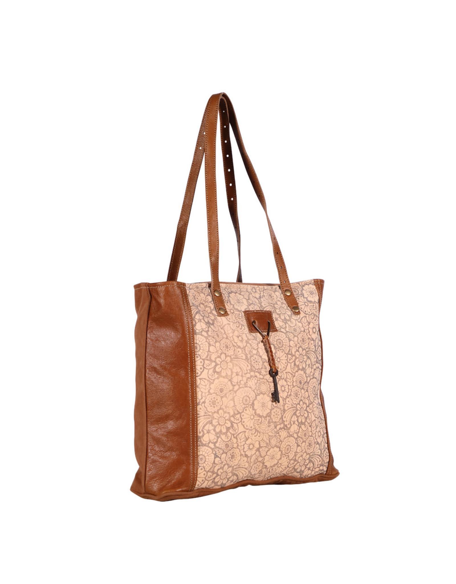 Myra Bags S-1961 Madame Tote Bag
