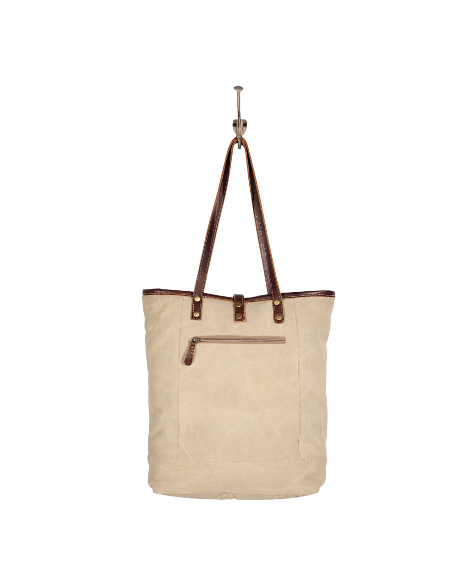 Myra Bags S-1962 Quirky Tote Bag