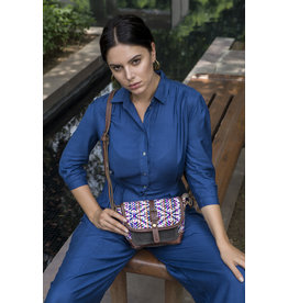 Myra Bags S-1979 Old School Small & Crossbody Bag