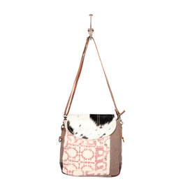 Myra Bags S-1987 Pink Madness Shoulder Bag