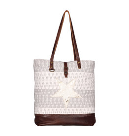Myra Bags S-1995 Super Star Tote Bag