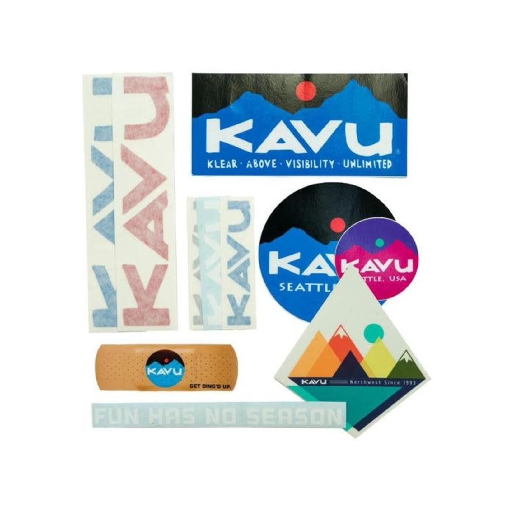 Kavu KAVU Sticker Pack-Big Bang Boom