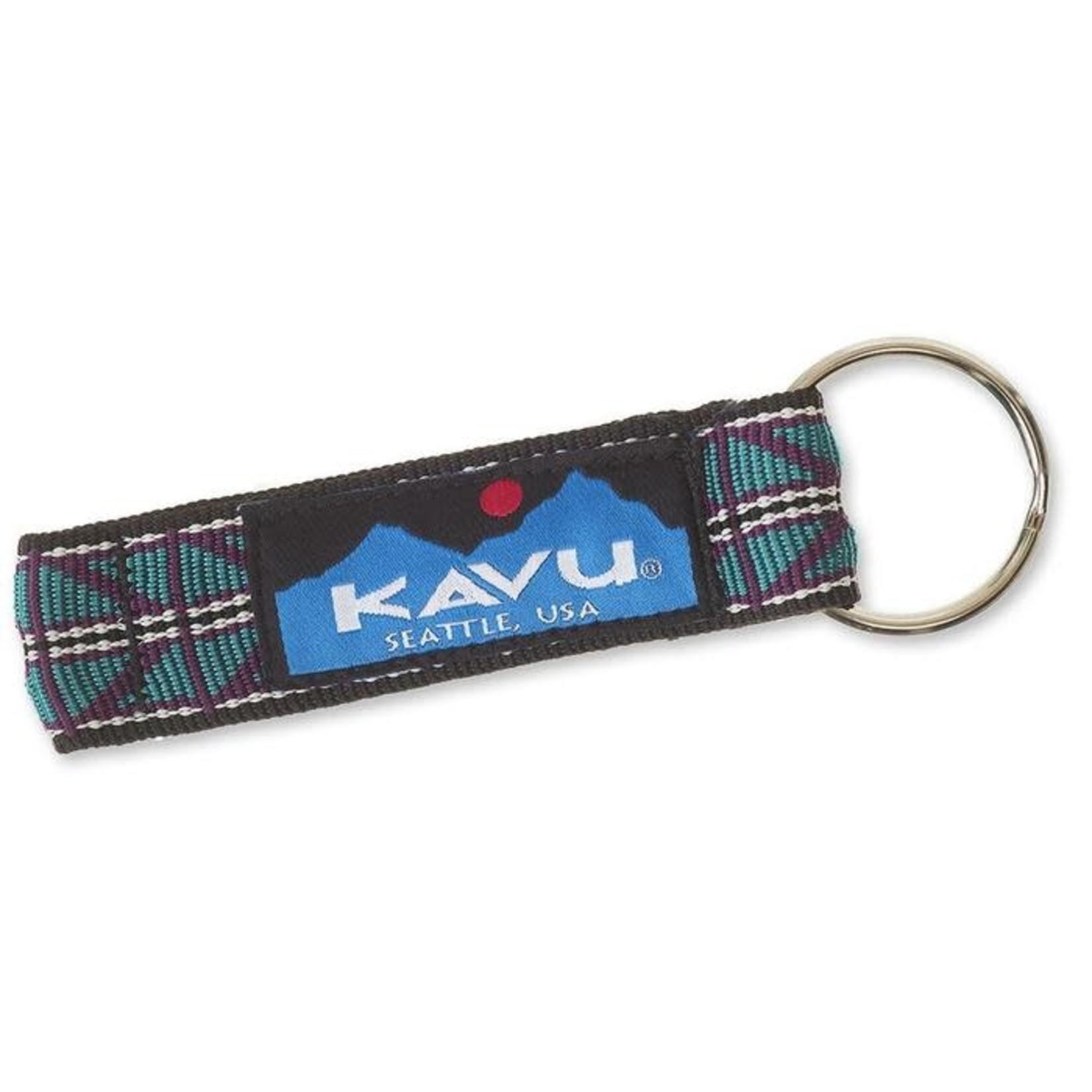 Kavu Key Chain - Purple Arrow
