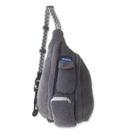 Kavu Mini Rope Fleece - Charcoal