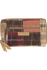 Bella Taylor Wrist Strap Wallet - Wyatt