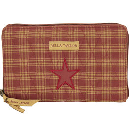 Bella Taylor Cash System Wallet V2 - Ninepatch Star
