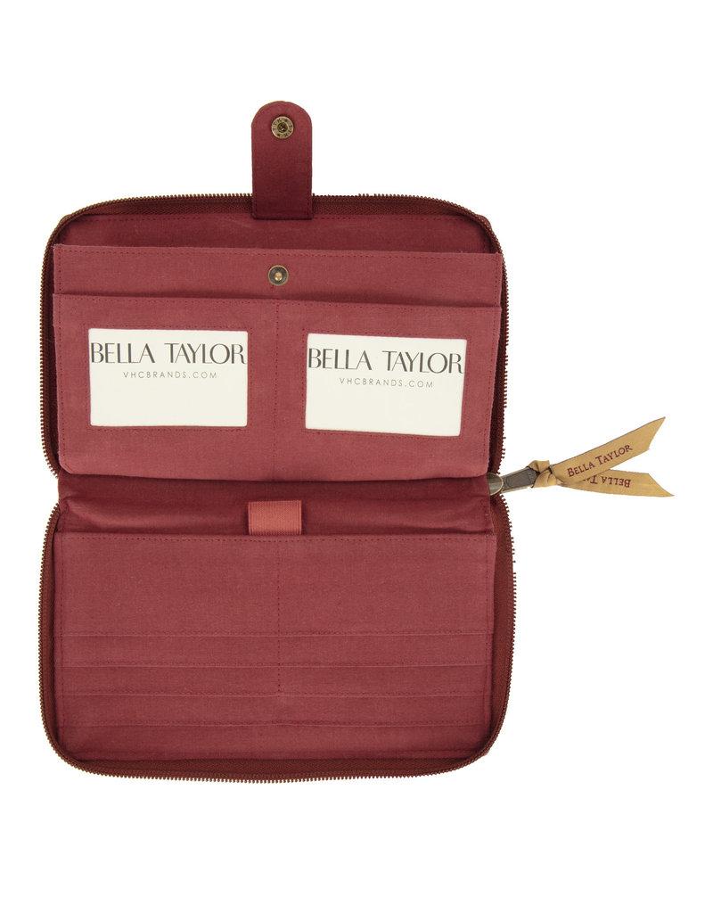 Bella Taylor Ninepatch Star - Cash System Wallet V2
