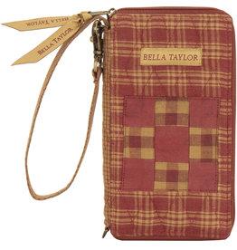 Bella Taylor Modern Wristlet Wallet - Ninepatch Star