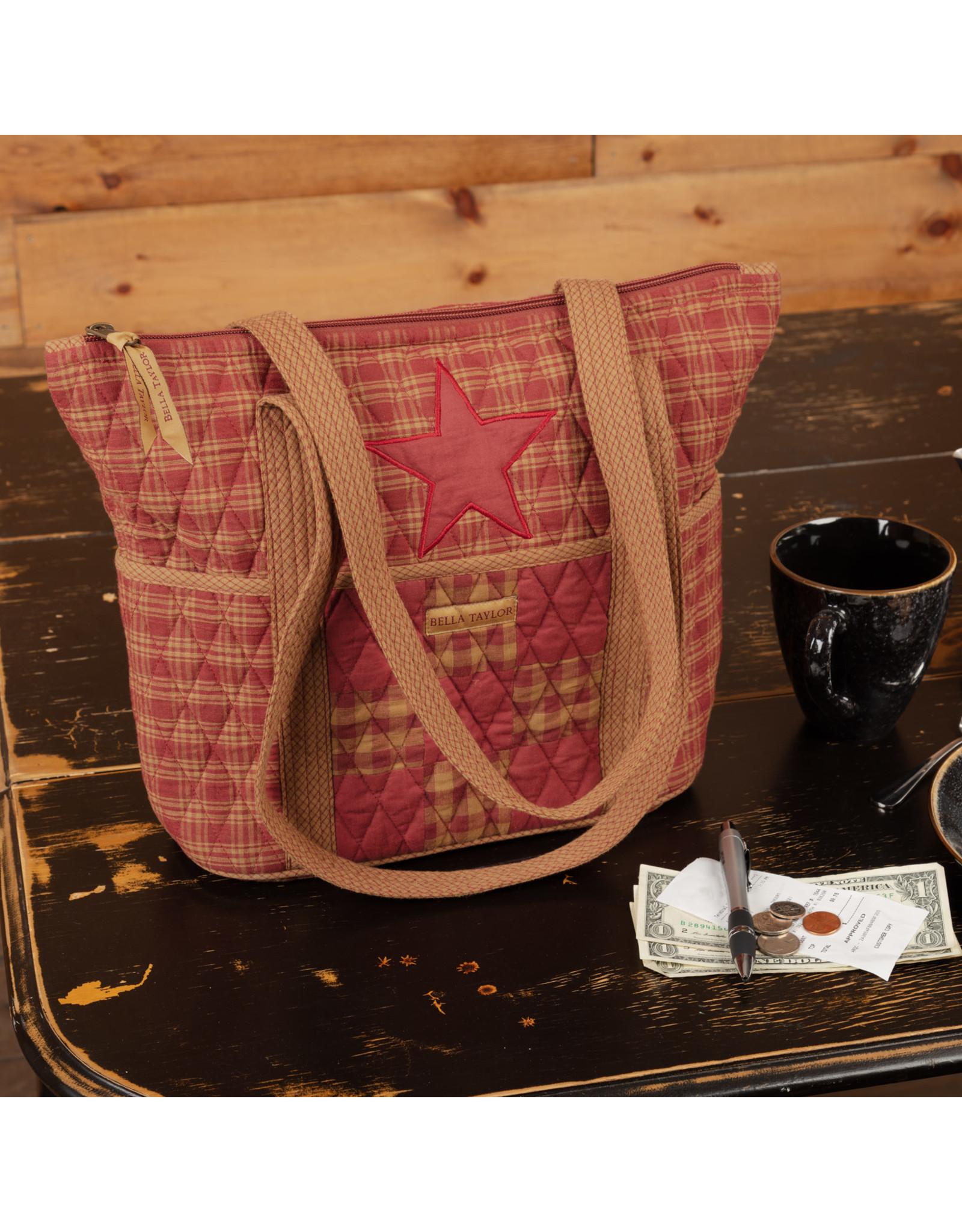 Bella Taylor Ninepatch Star - Stride handbag