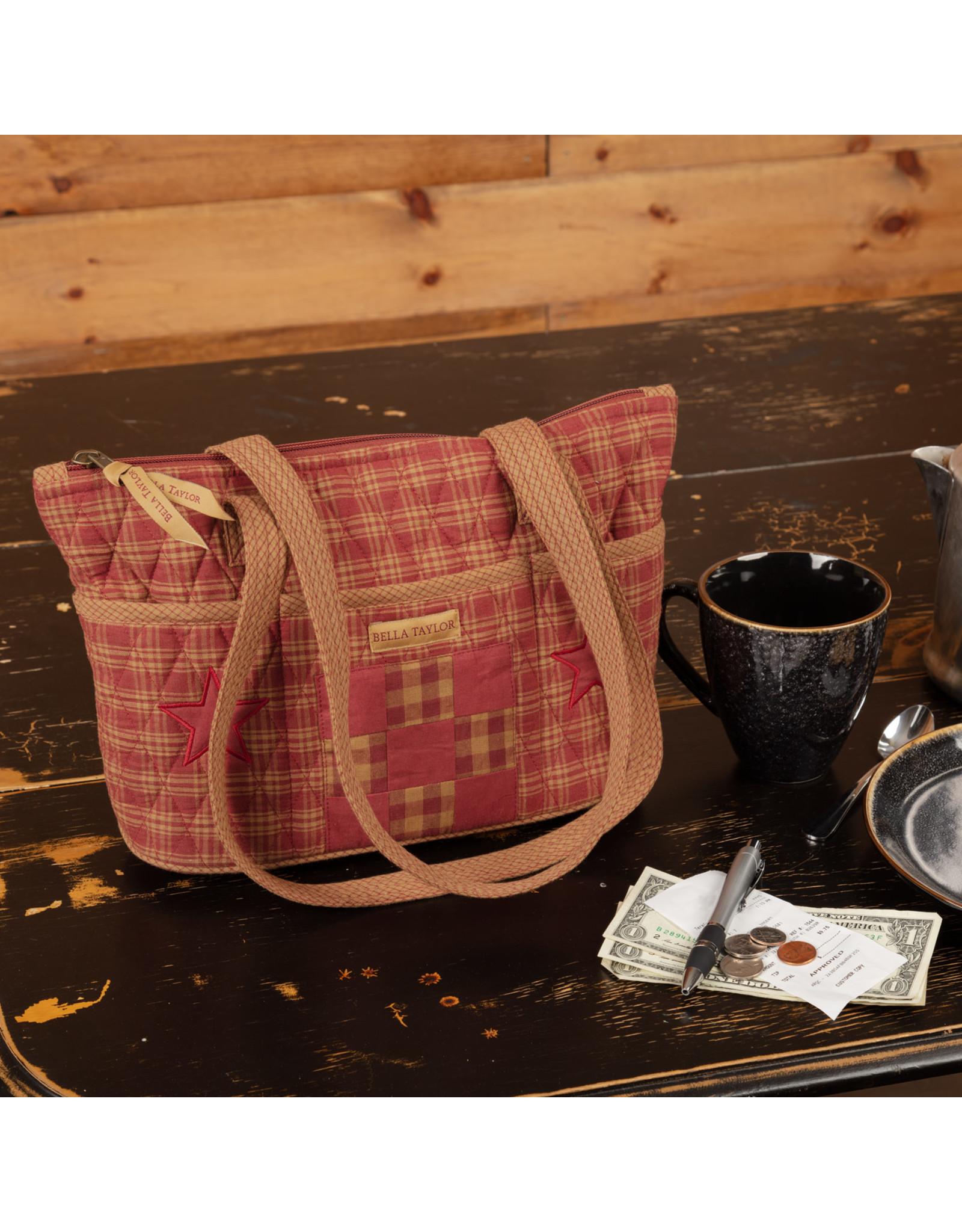 Bella Taylor Ninepatch Star - Taylor handbag