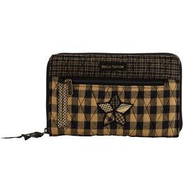 Bella Taylor Farmhouse Star - Wrist Strap Wallet
