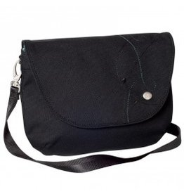 Haiku Bliss Saddle Bag - Black Juniper