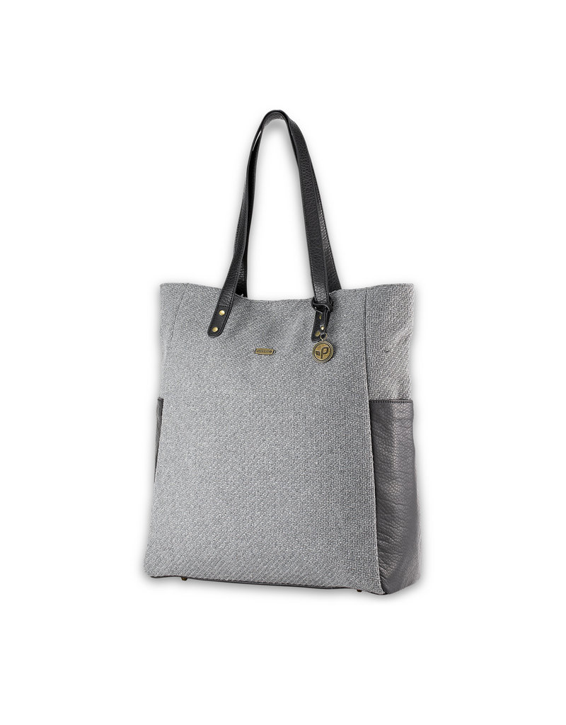 Pistil Just Because Tote Bag - Shadow