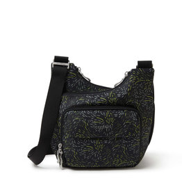 Baggallini Criss Cross Bagg - Jungle Canopy