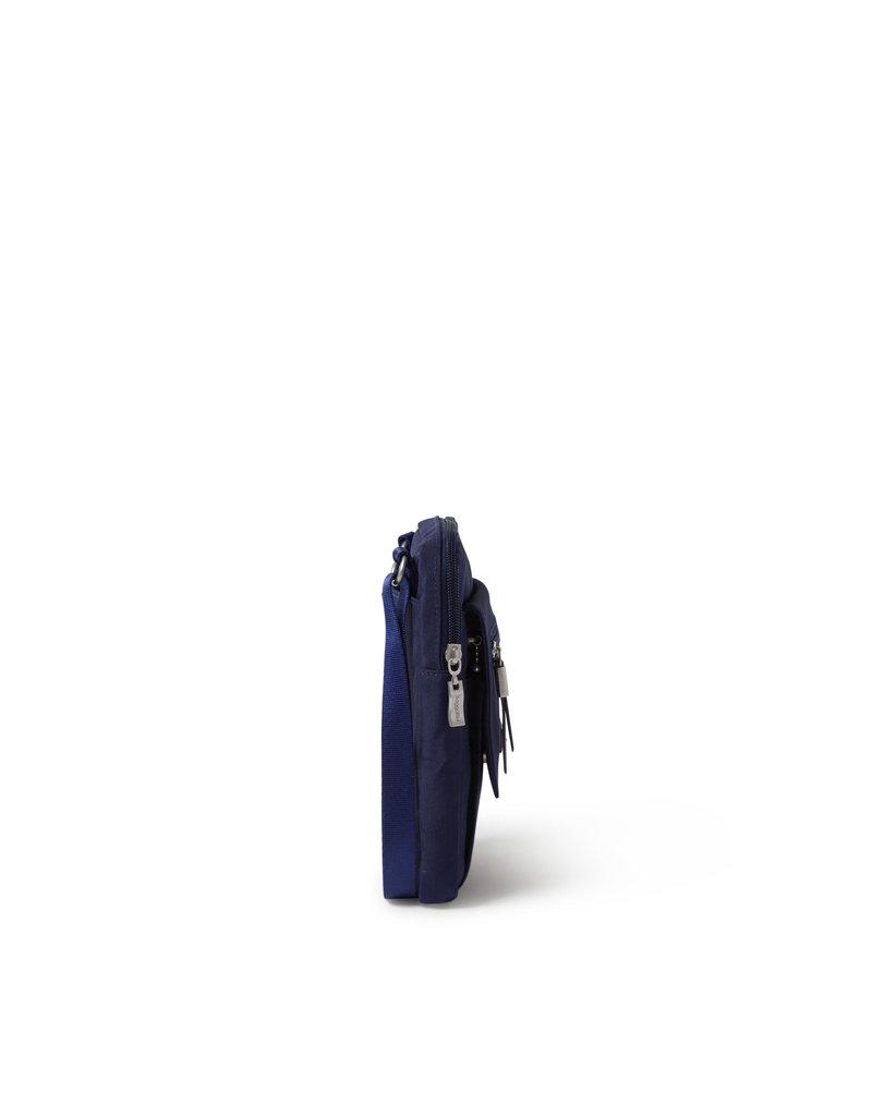 Baggallini Far and Wide RFID Crossbody Bag - Navy