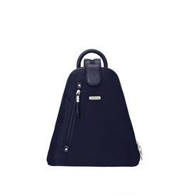 Baggallini Metro Backpack - Navy