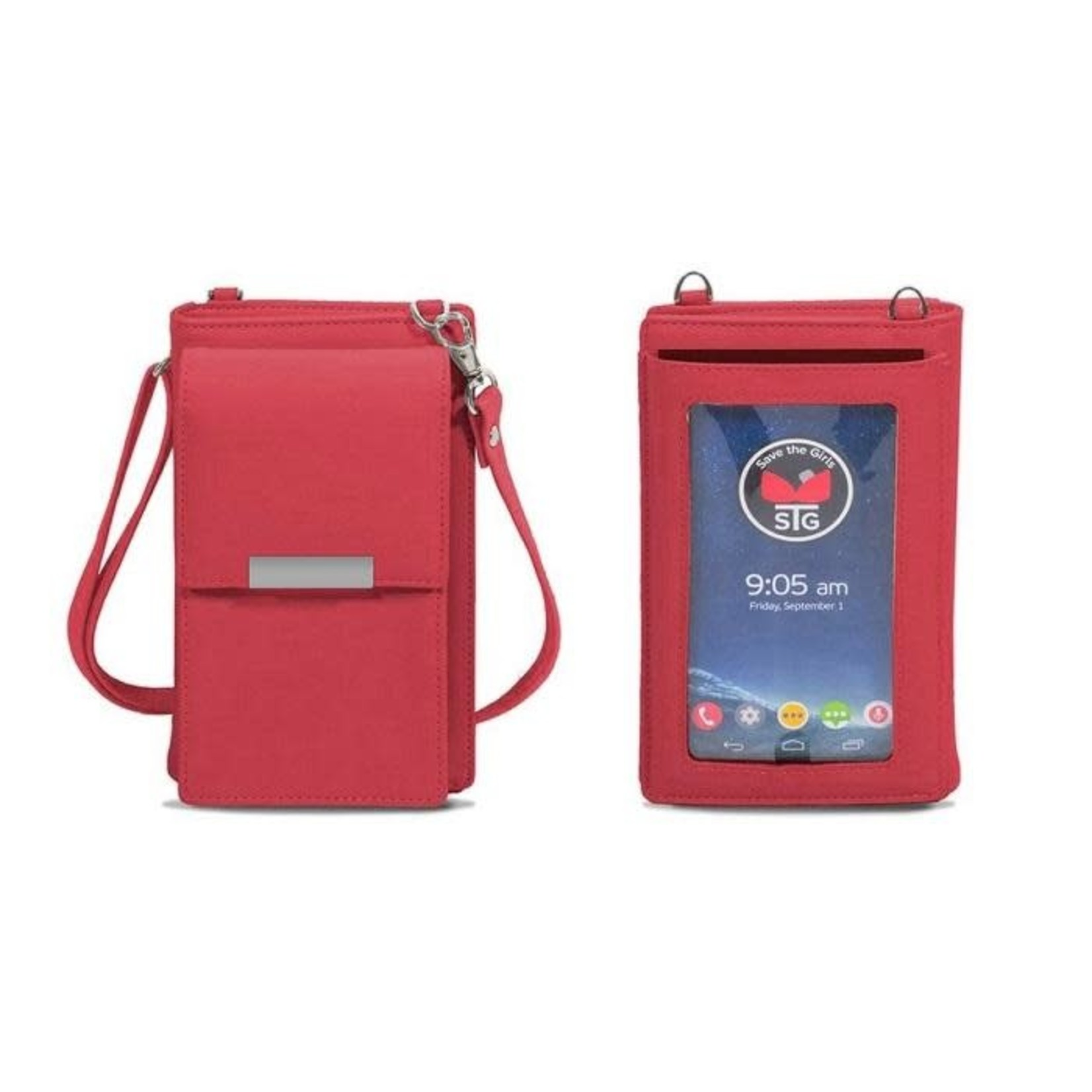 Save The Girls EG-1005RD The Weekender - Red